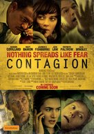 Contagion - Australian Movie Poster (xs thumbnail)
