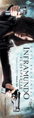 Underworld: Awakening - Mexican Movie Poster (xs thumbnail)