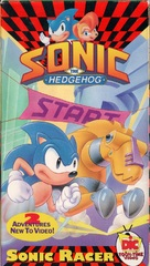 """""""Adventures of Sonic the Hedgehog"""" - VHS movie cover (xs thumbnail)"""