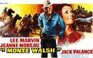 Monte Walsh - Belgian Movie Poster (xs thumbnail)