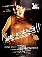 Change pas de main - French Movie Poster (xs thumbnail)