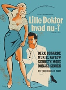Doctor in the House - Danish Movie Poster (xs thumbnail)