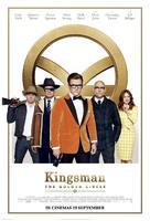 Kingsman: The Golden Circle - South Korean Movie Poster (xs thumbnail)