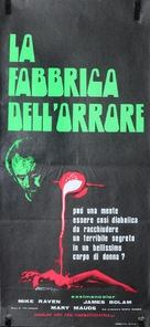 Crucible of Terror - Italian Movie Poster (xs thumbnail)