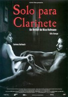 Solo für Klarinette - Spanish poster (xs thumbnail)