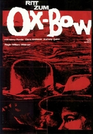 The Ox-Bow Incident - German Movie Poster (xs thumbnail)