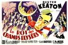Le roi des Champs-Élysées - French Movie Poster (xs thumbnail)