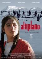 Altiplano - German Movie Poster (xs thumbnail)