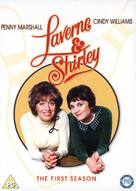 """""""Laverne & Shirley"""" - British DVD movie cover (xs thumbnail)"""