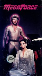 Megaforce - VHS cover (xs thumbnail)