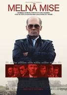 Black Mass - Latvian Movie Poster (xs thumbnail)