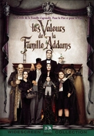 Addams Family Values - French DVD movie cover (xs thumbnail)