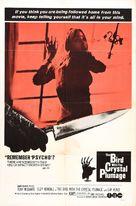 L'uccello dalle piume di cristallo - Movie Poster (xs thumbnail)