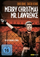 Merry Christmas Mr. Lawrence - German Movie Cover (xs thumbnail)