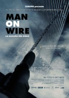 Man on Wire - Mexican Movie Poster (xs thumbnail)