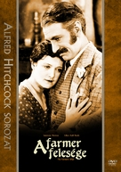 The Farmer's Wife - Hungarian DVD cover (xs thumbnail)