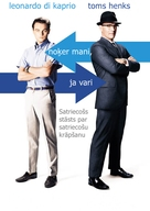 Catch Me If You Can - Latvian DVD movie cover (xs thumbnail)