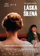 Amour fou - Czech Movie Poster (xs thumbnail)