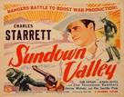 Sundown Valley - Movie Poster (xs thumbnail)