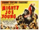 Mighty Joe Young - British Movie Poster (xs thumbnail)