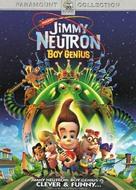 Jimmy Neutron: Boy Genius - DVD movie cover (xs thumbnail)
