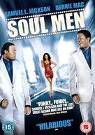 Soul Men - British DVD movie cover (xs thumbnail)