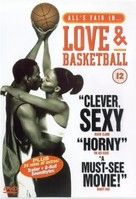 Love And Basketball - British DVD cover (xs thumbnail)