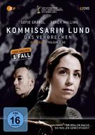 """Forbrydelsen"" - German DVD movie cover (xs thumbnail)"