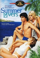 Summer Lovers - DVD movie cover (xs thumbnail)