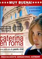 Caterina va in città - Argentinian poster (xs thumbnail)
