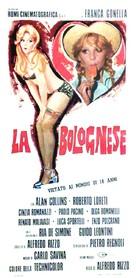 La bolognese - Italian Movie Poster (xs thumbnail)