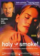 Holy Smoke - Spanish Movie Poster (xs thumbnail)