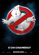 Ghostbusters - Italian Movie Poster (xs thumbnail)