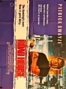 Road House - British Movie Poster (xs thumbnail)