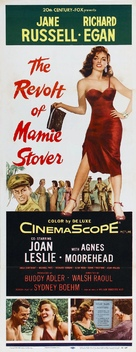 The Revolt of Mamie Stover - Movie Poster (xs thumbnail)