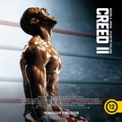 Creed II - Hungarian poster (xs thumbnail)