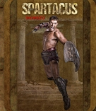 """Spartacus: Blood And Sand"" - Hungarian Blu-Ray movie cover (xs thumbnail)"