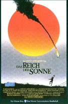 Empire Of The Sun - German VHS movie cover (xs thumbnail)
