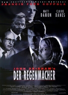 The Rainmaker - German Movie Poster (xs thumbnail)