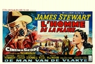 The Man from Laramie - Belgian Movie Poster (xs thumbnail)