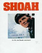 Shoah - French Movie Cover (xs thumbnail)