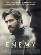 Enemy - French Movie Poster (xs thumbnail)