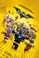 The Lego Batman Movie - Brazilian Movie Poster (xs thumbnail)