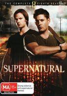 """Supernatural"" - Australian DVD movie cover (xs thumbnail)"
