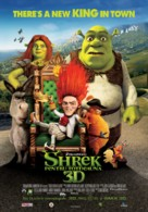 Shrek Forever After - Romanian Movie Poster (xs thumbnail)
