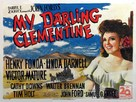My Darling Clementine - British Movie Poster (xs thumbnail)