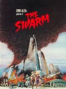 The Swarm - DVD cover (xs thumbnail)