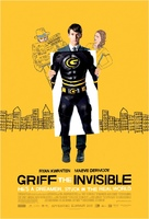 Griff the Invisible - Movie Poster (xs thumbnail)
