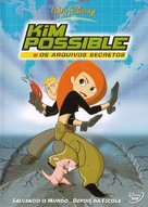 """Kim Possible"" - Spanish DVD cover (xs thumbnail)"