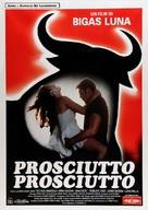 Jamón, jamón - Italian Movie Poster (xs thumbnail)
